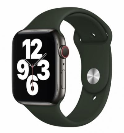 APPLE Remienok 40mm Cyprus green Sport Band