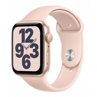 APPLE Watch SE 44mm Gold Aluminium with Pink Sand Sport Band