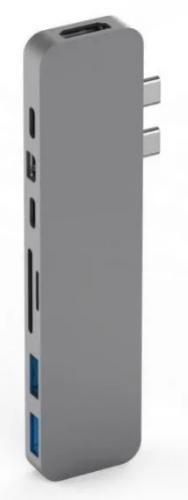 APPLE HyperDrive PRO USB-C Hub Space Gray