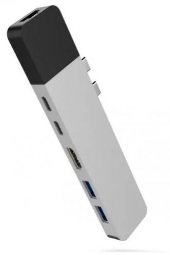 APPLE HyperDrive NET Hub USB-C Silver