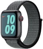 APPLE Remienok 44mm World Indigo/Lime Blast Nike Sport Loop