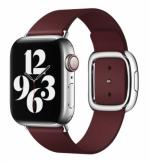 APPLE Remienok 40mm Garnet Modern Buckle - Small