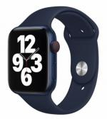 APPLE Remienok 44mm Deep Navy Sport Band