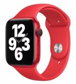 APPLE Remienok 40mm Red Sport Band