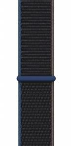 APPLE Remienok 44mm Charcoal Sport Loop