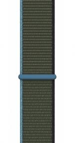 APPLE Remienok 44mm Inverness Green Sport Loop