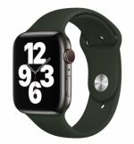 APPLE Remienok 44mm Cyprus green Sport Band
